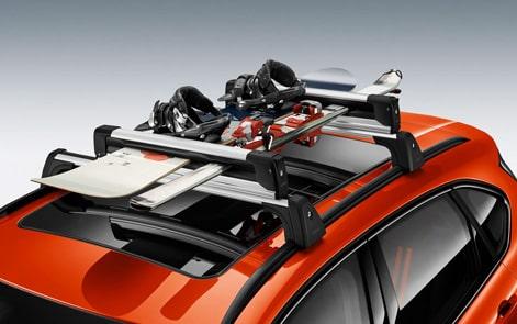 Багажники для перевозки лыж или сноубордов: какие использовать?